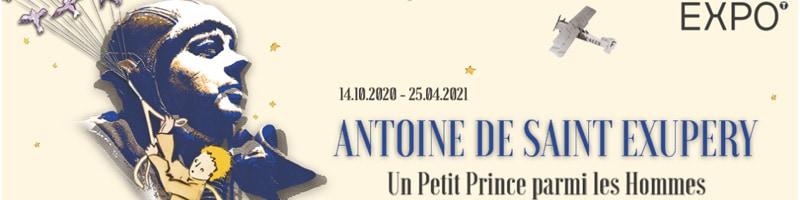 Antoine de Saint Exupéry La Sucrière - Agenda Sorties Lyonnaises | Blog In Lyon