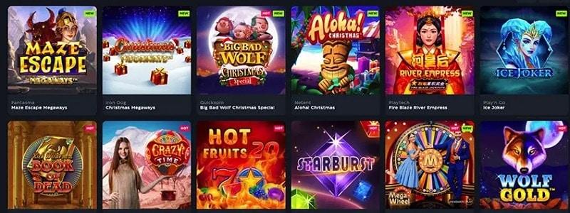 Gslot Casino Best Games