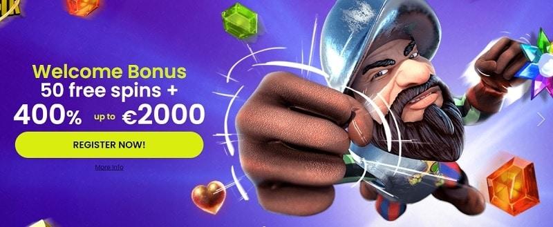 Maximal Wins Casino Free Spins