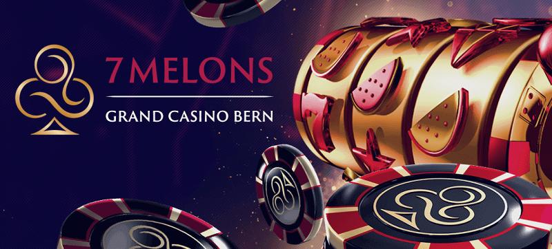 7 Melons Grand Casino Bern in Switzerland