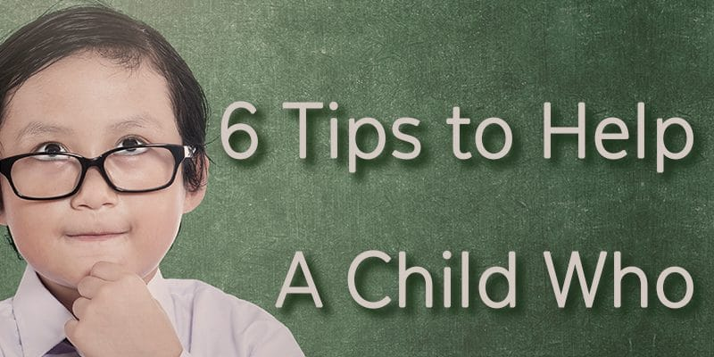 Do you have a child who struggles with math, needs extra help, and just doesn't get math?