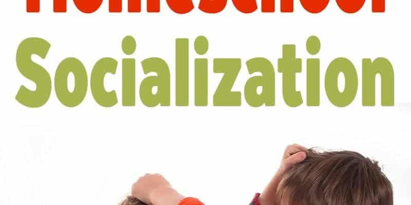 Homeschool Socialization. Fact or Fiction?
