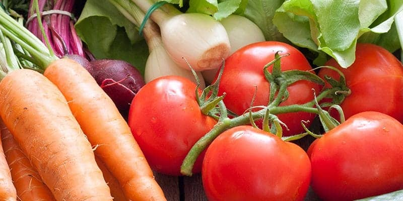 Keep your vegetables and fruits fresh for longer