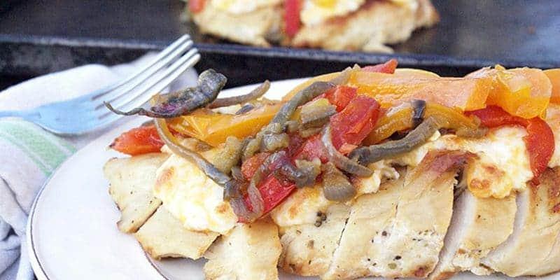 Fajita Chicken for Trim Healty Mama