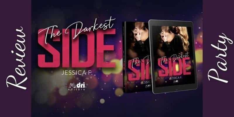the darkest side jessica f review party recensione