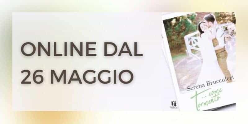 T… come tormento di Serena Brucculeri Darcy Edizioni
