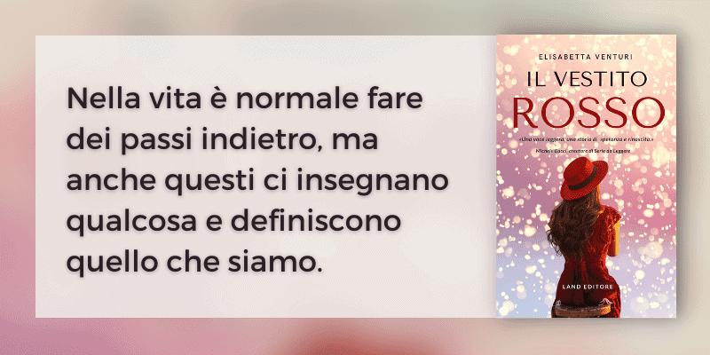 Il vestito rosso di Elisabetta Venturi Land Editore
