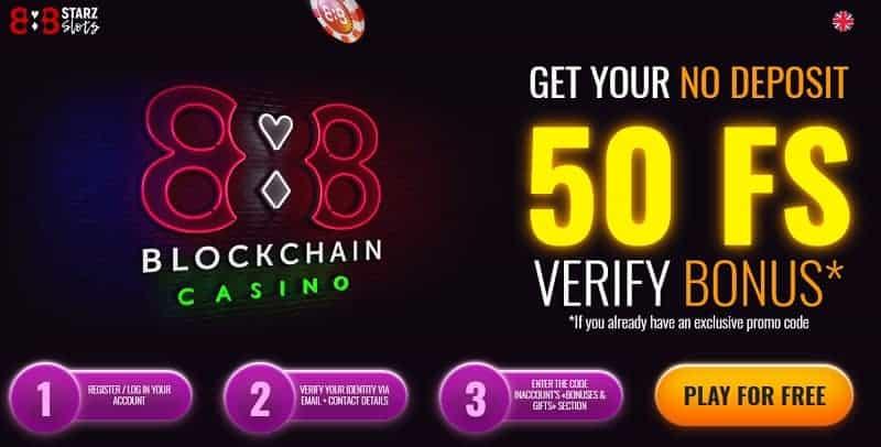 888Starz 50 free spins no deposit