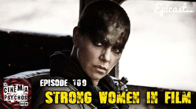 strong women in film