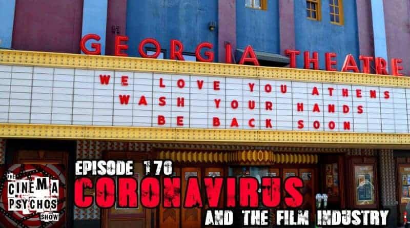 coronavirus and film industry