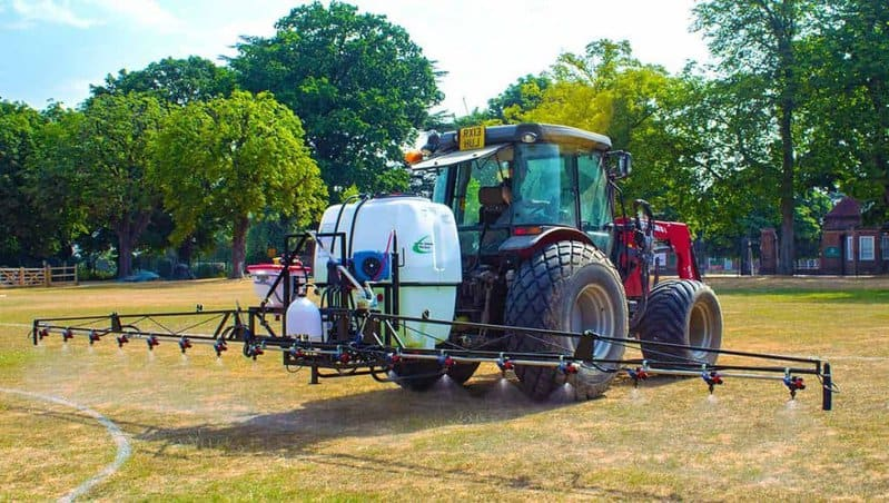 compact tractor mounted sprayers
