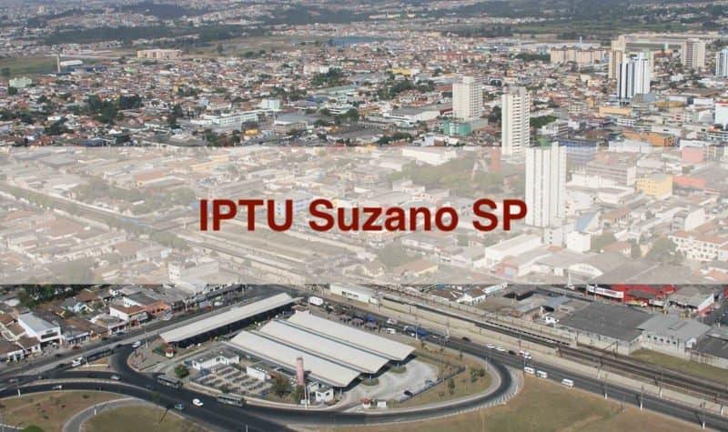 IPTU Suzano SP