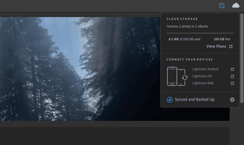 Lightroom Desktop