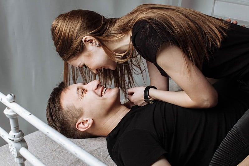 husband and wife sexual pleasure