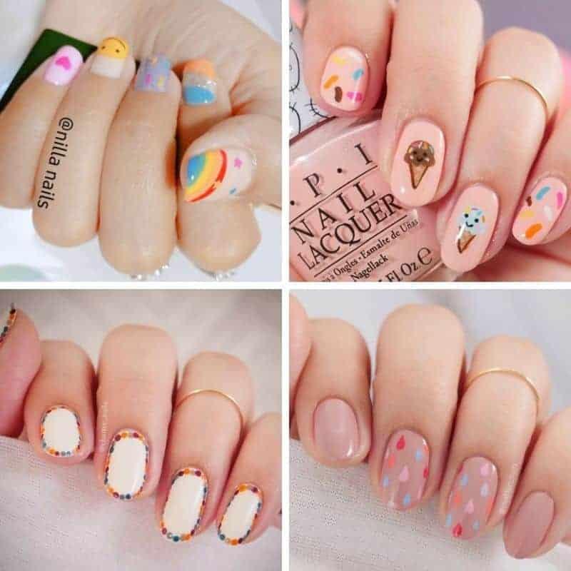 Cute Summer Nails