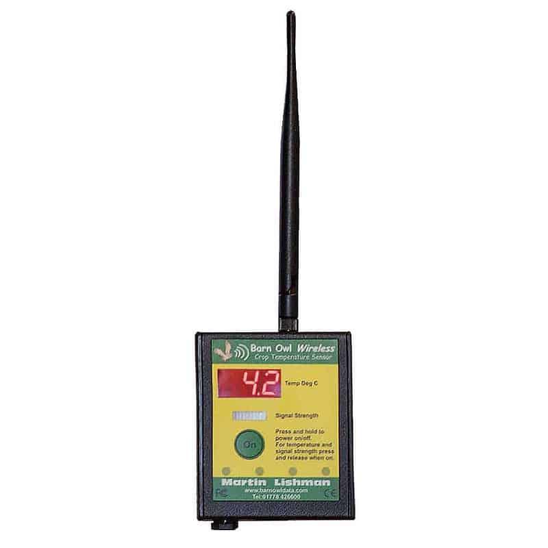 barn owl wireless crop sensor