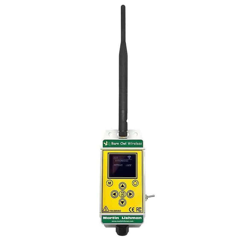 barn owl wireless Sio controller