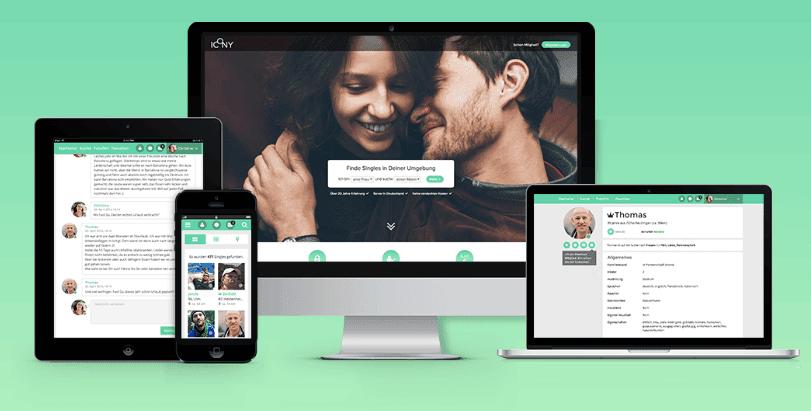 Icony - Handy, Tablet & Desktop
