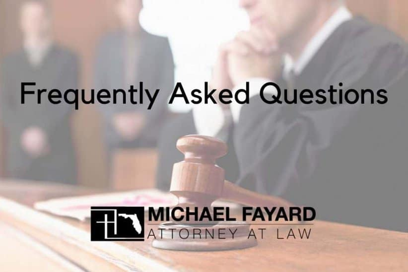 Frequently asked questions including: What percentages of criminal cases go to trial in Sarasota, FL and Sarasota County.
