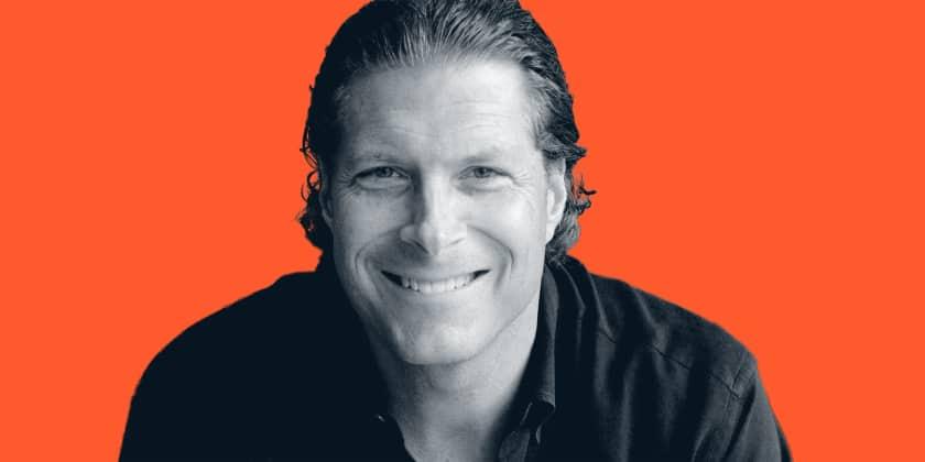 CEO of Hopdoddy Jeff Chandler