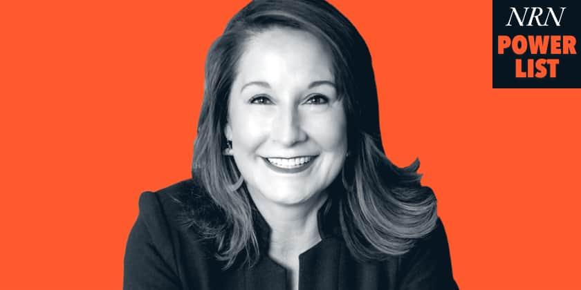 CEO at Blaze Pizza Mandy Shaw