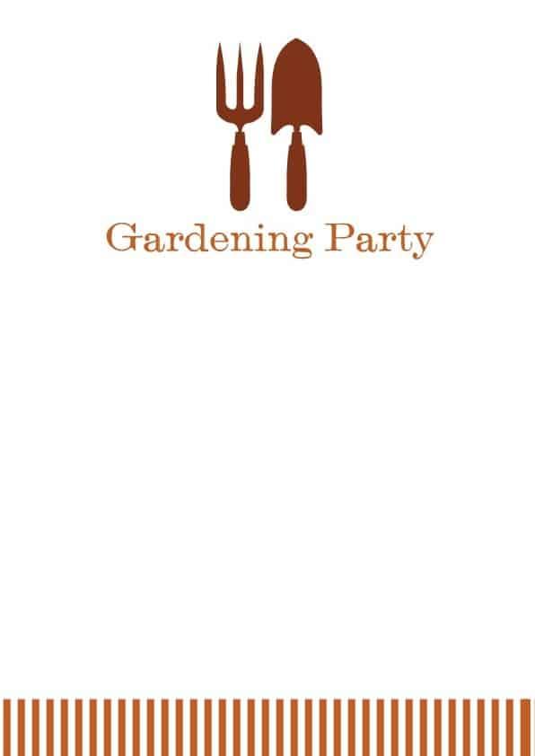 Garden Party Downloads