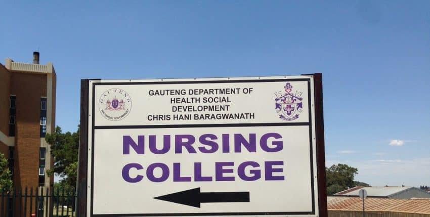 Chris Hani Baragwanath Nursing College APPLICATION