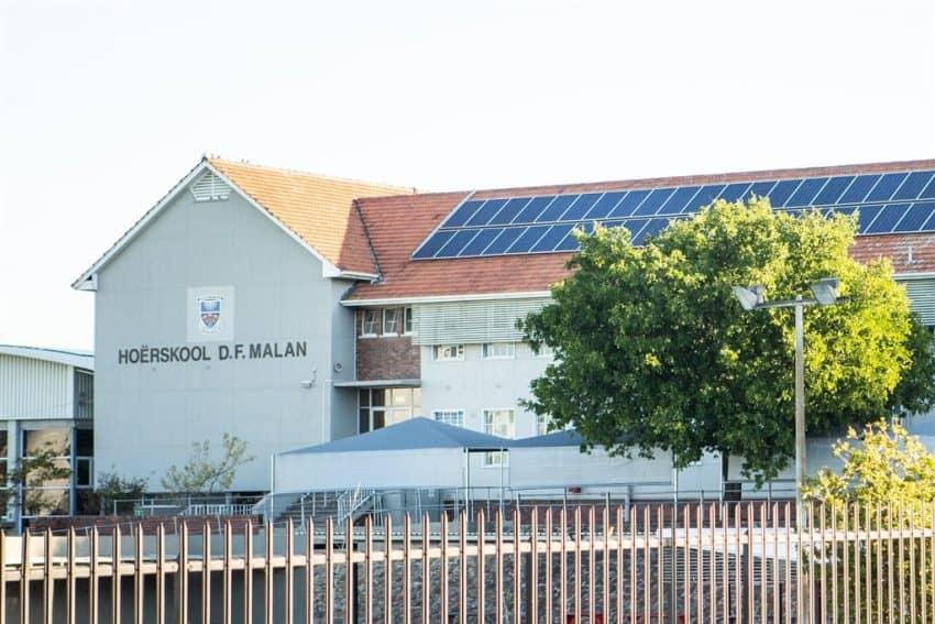 DF Malan School