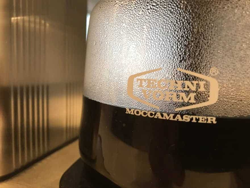 """A drip machine is like the Technivorm Moccamaster is what most people think of when they hear the word """"coffee maker."""" (© Bean Poet)"""