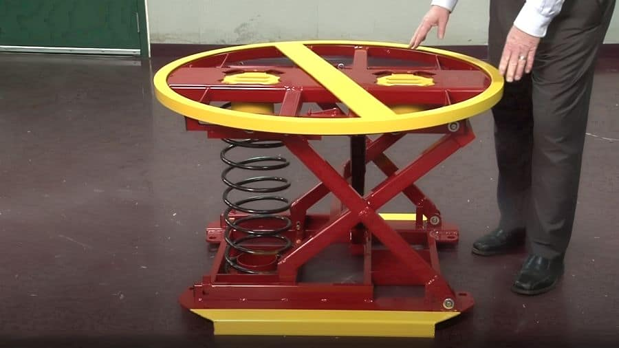 Industrial Turntables
