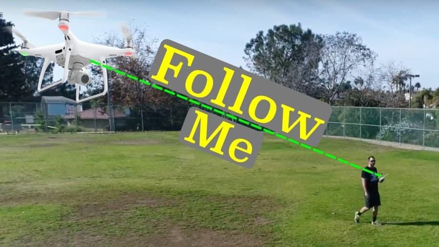 dji follow me
