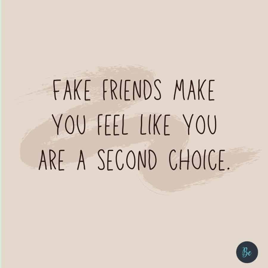 no friends quotes