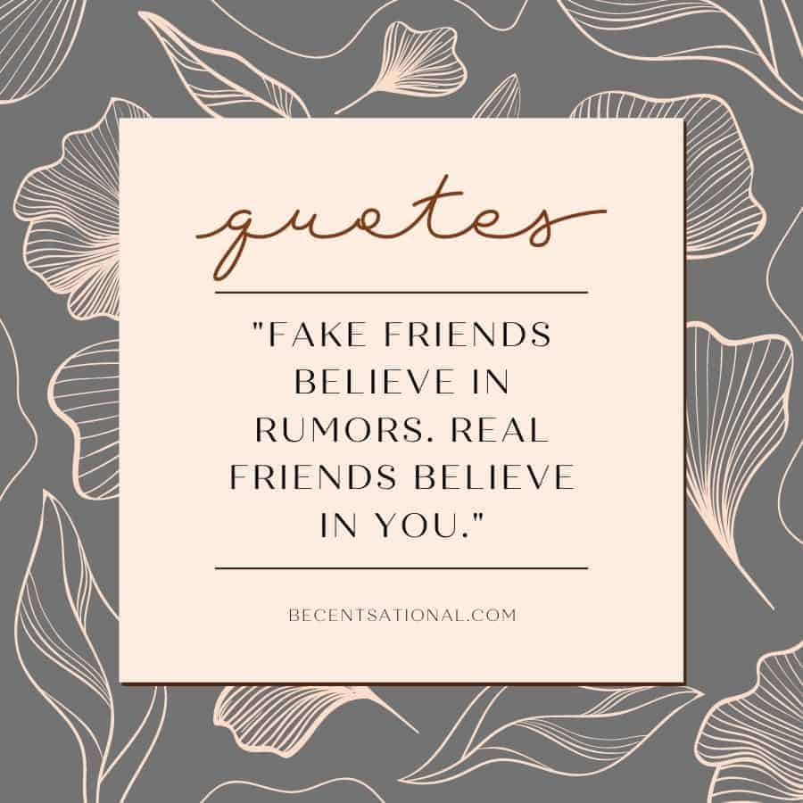 quotes about fake people, fake friends quotes