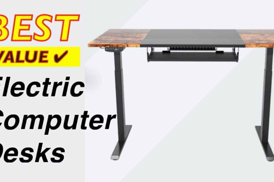 10 Best Electric Adjustable Standing Desks