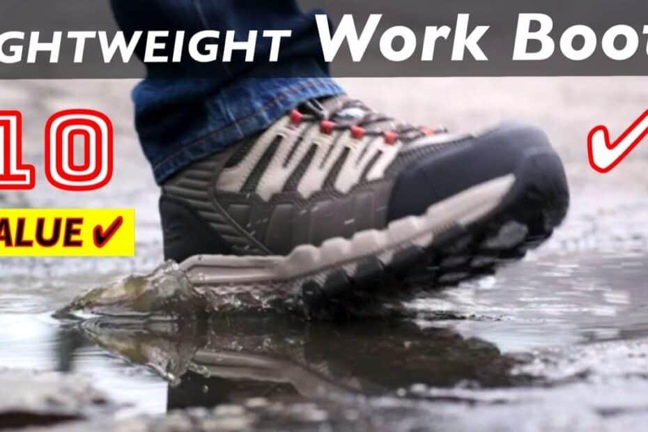 10 Best Value Lightweight Composite-Soft-Steel Work Boots