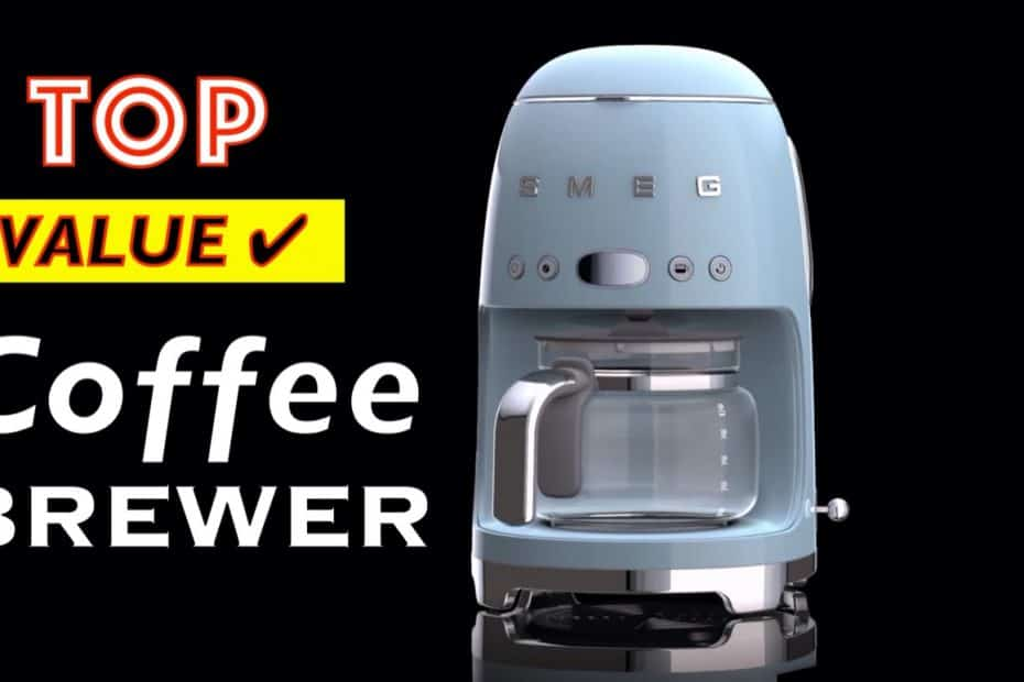 10 Top Value Coffee Maker Machines
