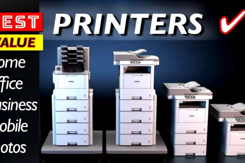Best Value Printers (Home Office Business Mobile Photos)