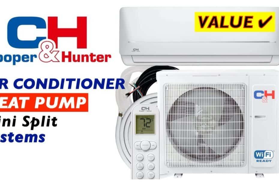 Cooper & Hunter Air Conditioner mini Split Heat Pump Systems