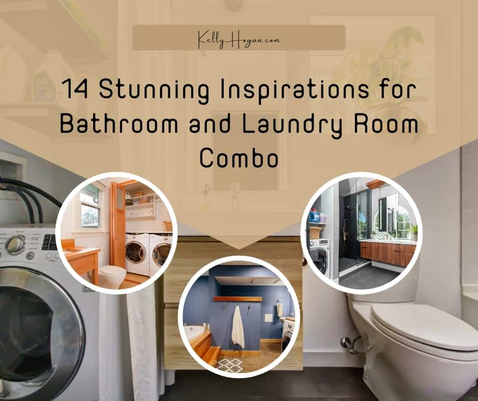 14 Stunning Inspirations For Bathroom And Laundry Room Combo