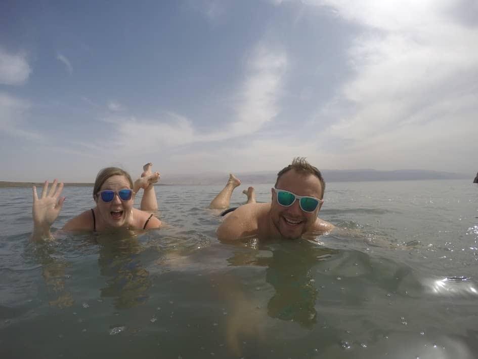 Dead Sea fun