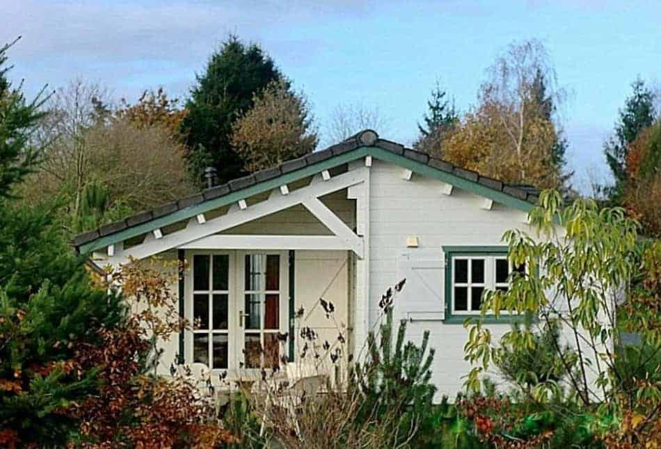 Landgoed Alberthoeve bungalow-lodge