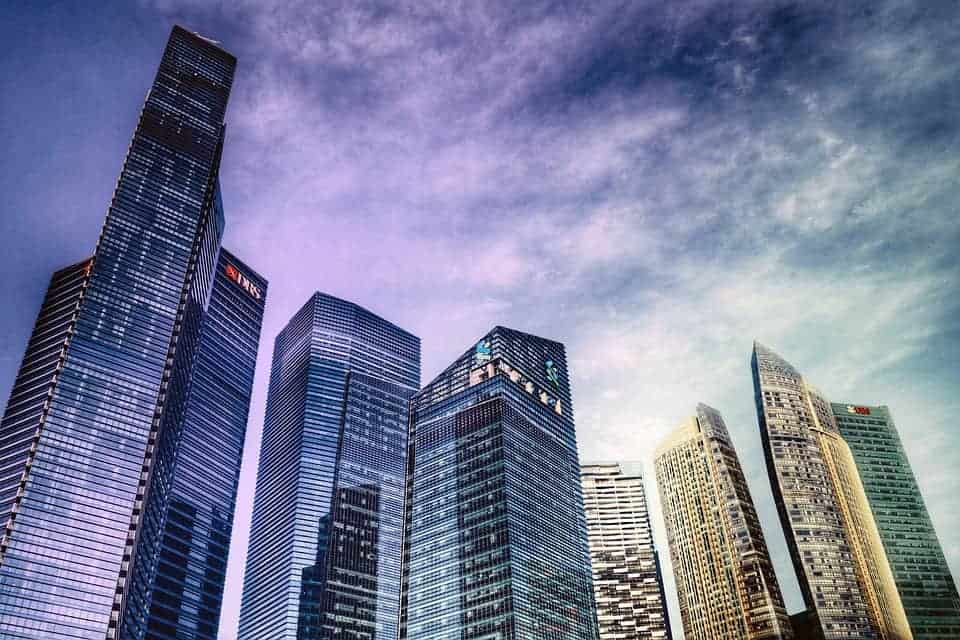 Interesting Fact About Singapore: It's Forbidden to Build Tall Buildings