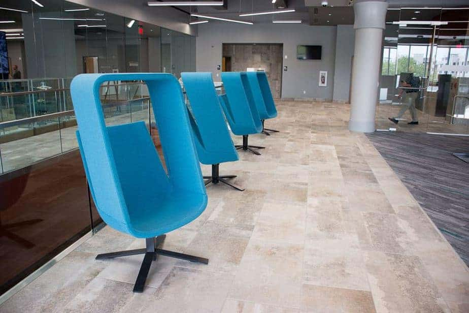 Advanced Learning Library reading chairs