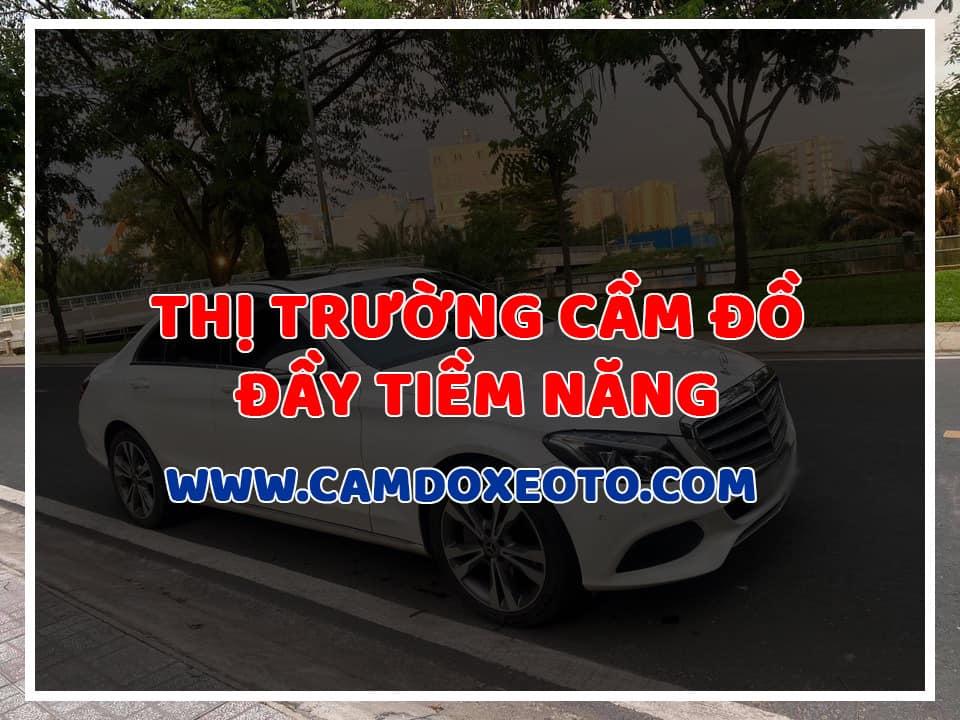 Thi truong cam do day tiem nam tai Vietnam