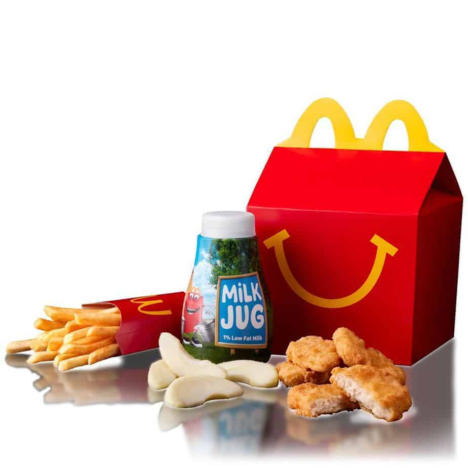 McDonald's Happy Meal offer