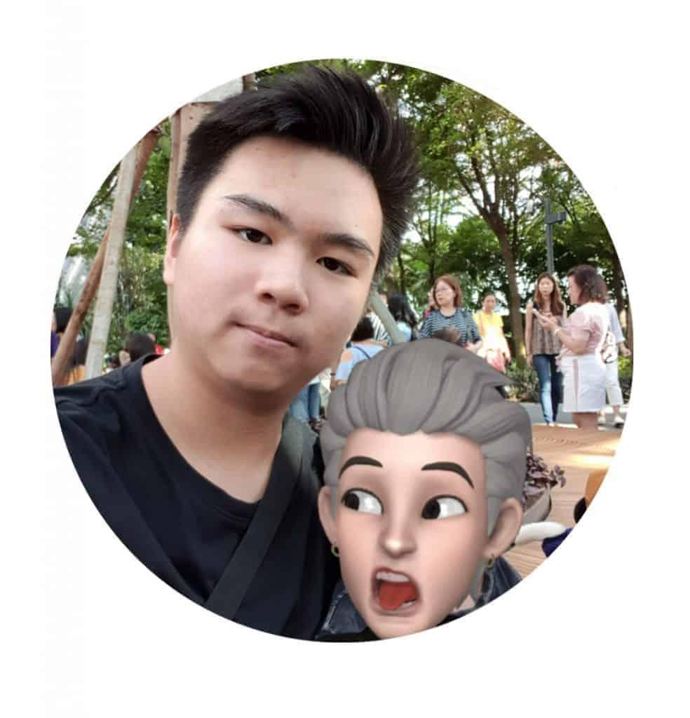 Senior Shawn Chinese Tuition Blog
