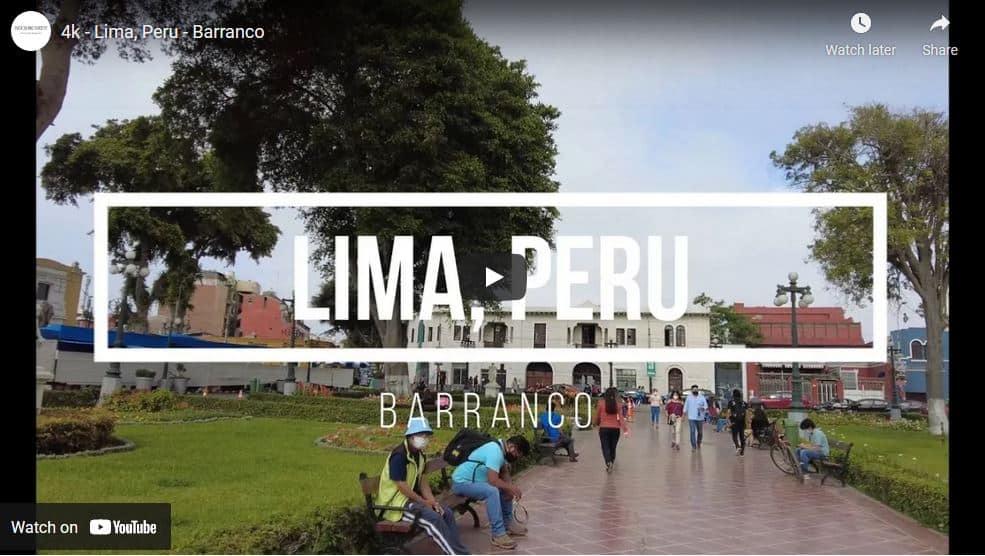 Lima Barranco