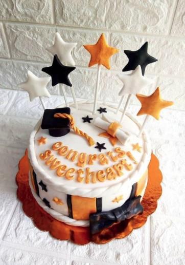 easy Graduation Cake Ideas