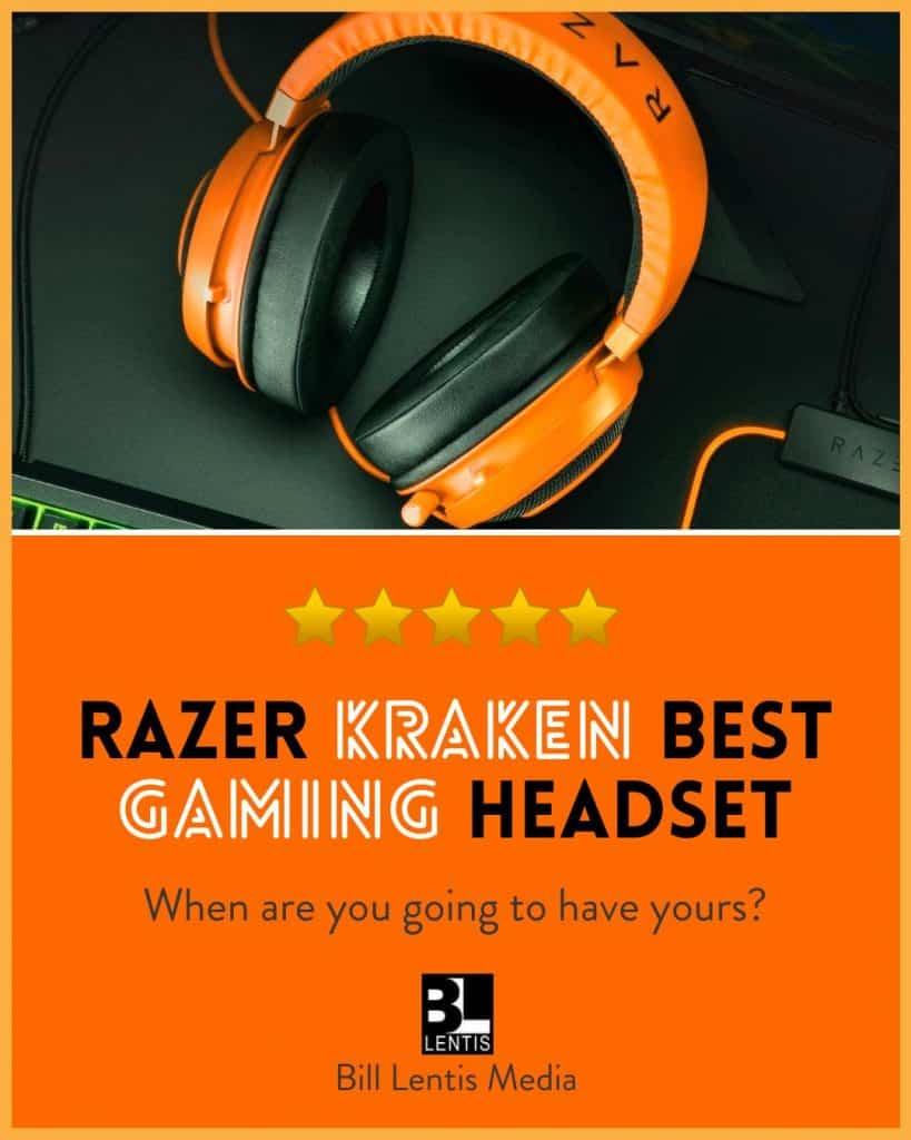 Best Razer Kraken Review - 00814855023899 - BillLentis.com