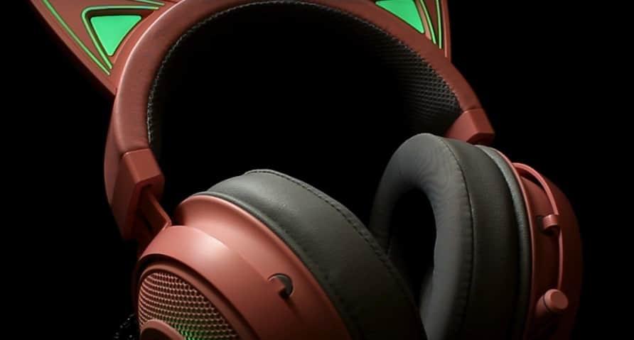 Razer Pink Headset - 08886419378129 - Bill Lentis Media